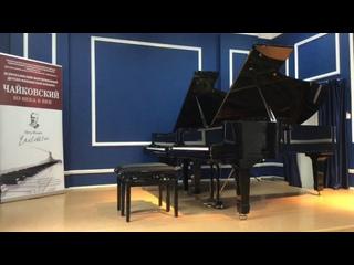 Всероссийский фортепианный детско-юношеский конкурс «Чайковский. Из века в век»