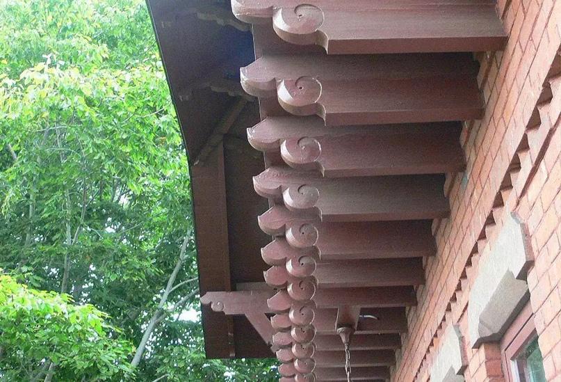 Фототур по дому Марка Твена в Коннектикуте, изображение №9