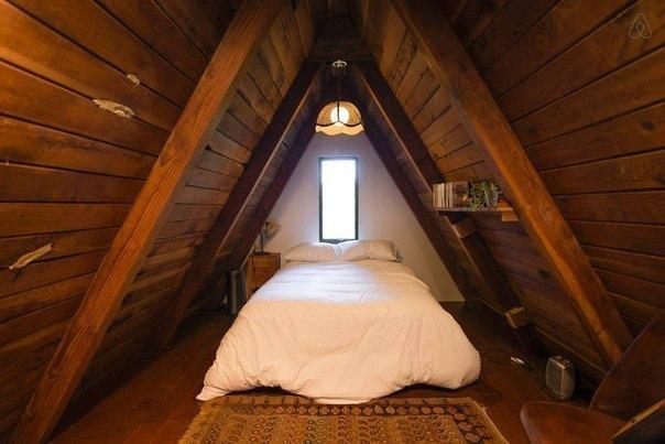 Уютный домик