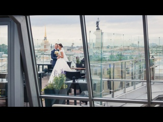 Свадебный клип для Руслана и Ксении