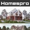 HomesPro - проекты загородных домов