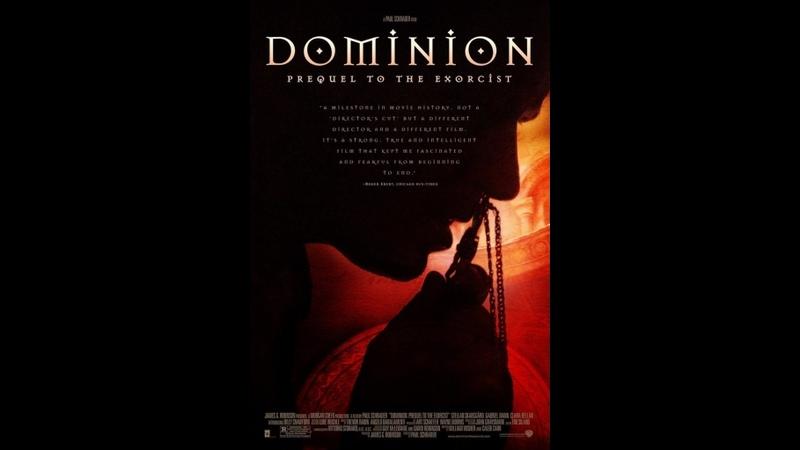 DOMINION PREQUEL TO EXORCIST