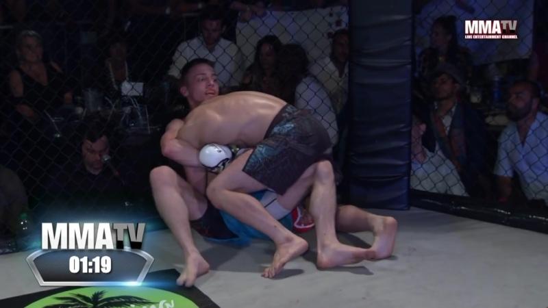 Jeffrey Almeida vs Kacper Wrobel Amateur Featherweight MMA Title