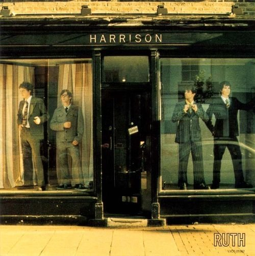 Ruth album Harrison