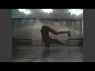 Bboy Bigmax - headspin practice