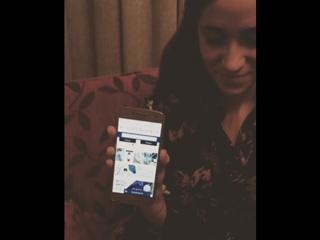 Новое видео от Каролины из Instagrama! Подписано: #diadelpadre #swatcharg @swatch ⏱⏱⏱