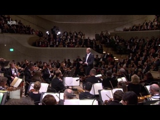 1. Elbphilharmonie 2017 / Открытие здания Филармонии в Гамбурге - Festakt zur Eröffnung (Hamburg Großer Saal, 11 Jan 2017)