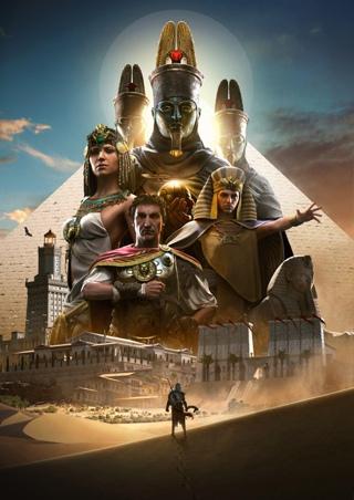 Assassin's Creed Истоки - artworks