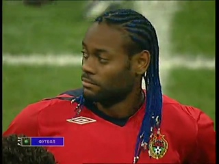 Лига Чемпионов 2007/08. Интер (Италия) - ЦСКА (Москва) - 4:2 (2:2)