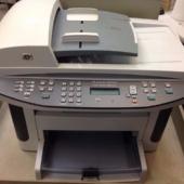 разбор - HP LaserJet M1522