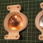 Дополнительная пара следящих глаз для масок DK-m25-e70-f