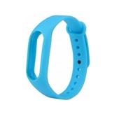 Ремешок для фитнес браслета Xiaomi Mi Band 2 (Синий)