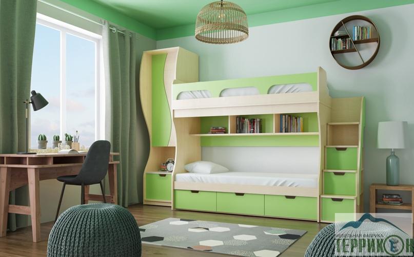 Мебель для детской: 9 ценных рекомендаций для родителей., изображение №8