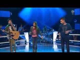 Noah-Levi vs Luna vs Michele - Crezy in Love