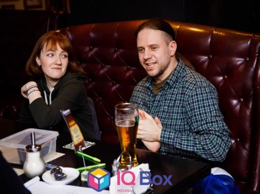 «IQ Box Москва - Игра №56 - 03/03/20» фото номер 53