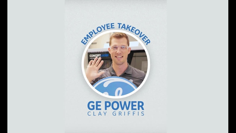 Clay Griffis of GE Power Takes the World to Work