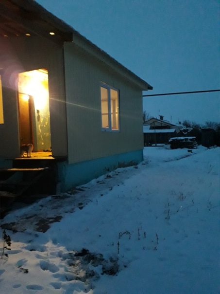 Продается дом в Советском районе с.Новокривовка.Пл...