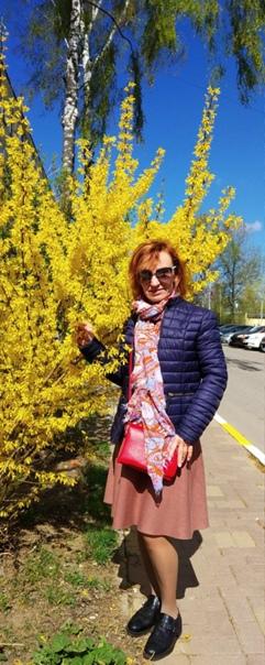 Наталья Ершова, Москва, Россия