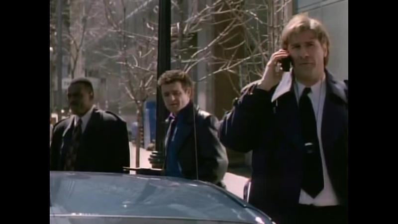Строго на юг 1994 1999 драма комедия криминальный 20 я серия