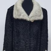 Пальто, каракуль - А638882РБ