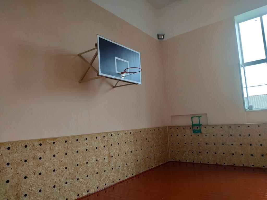 Спортивный зал школы села Кожевино отремонтируют в рамках нацпроекта «Образование»