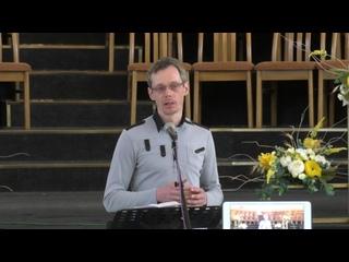 Проповедь (Лк. - 38) - брат Виктор Лотоцкий