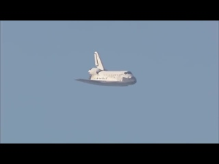Space Shuttle for Valentines