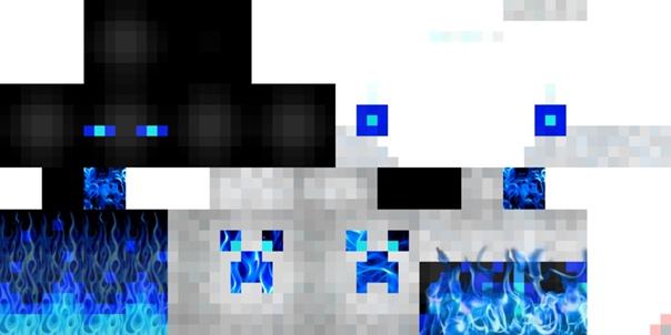 скины майнкрафт 1.7.10 #1