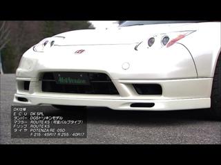 Hot-Version 146 — 峠バトル! NEW NSX vs. DK NSX-R NA2.
