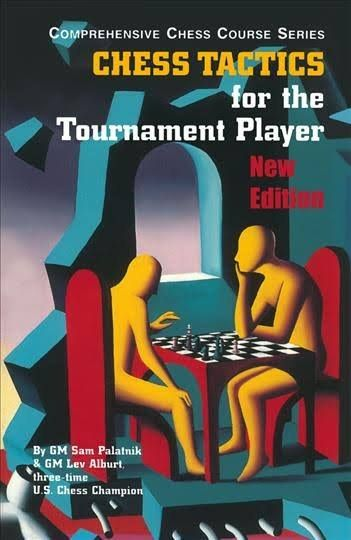 Lev Alburt & Sam Palatnik_Chess Tactics for Tournament Player 8VS-3_S33iI