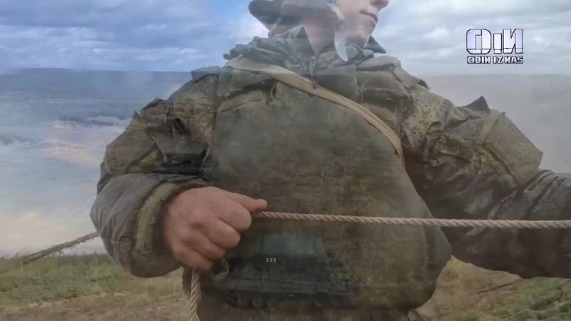 OiN Одни из Нас А солдаты идут Учения запад 2021