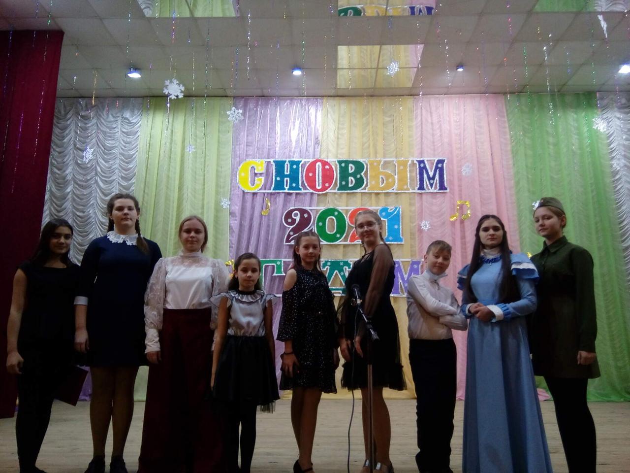 В школе искусств Петровска подвели итоги конкурса чтецов