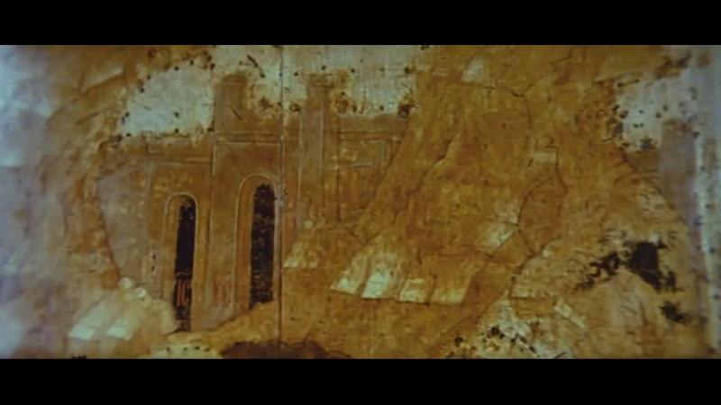 «Андрей Рублёв» 1966 реж. А. Тарковский - фрагмент