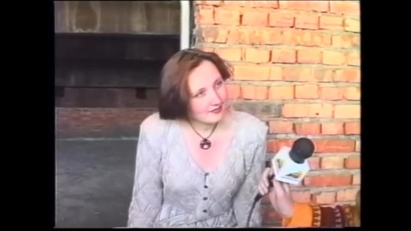 Неформалы в Красноярске. 1995 г.