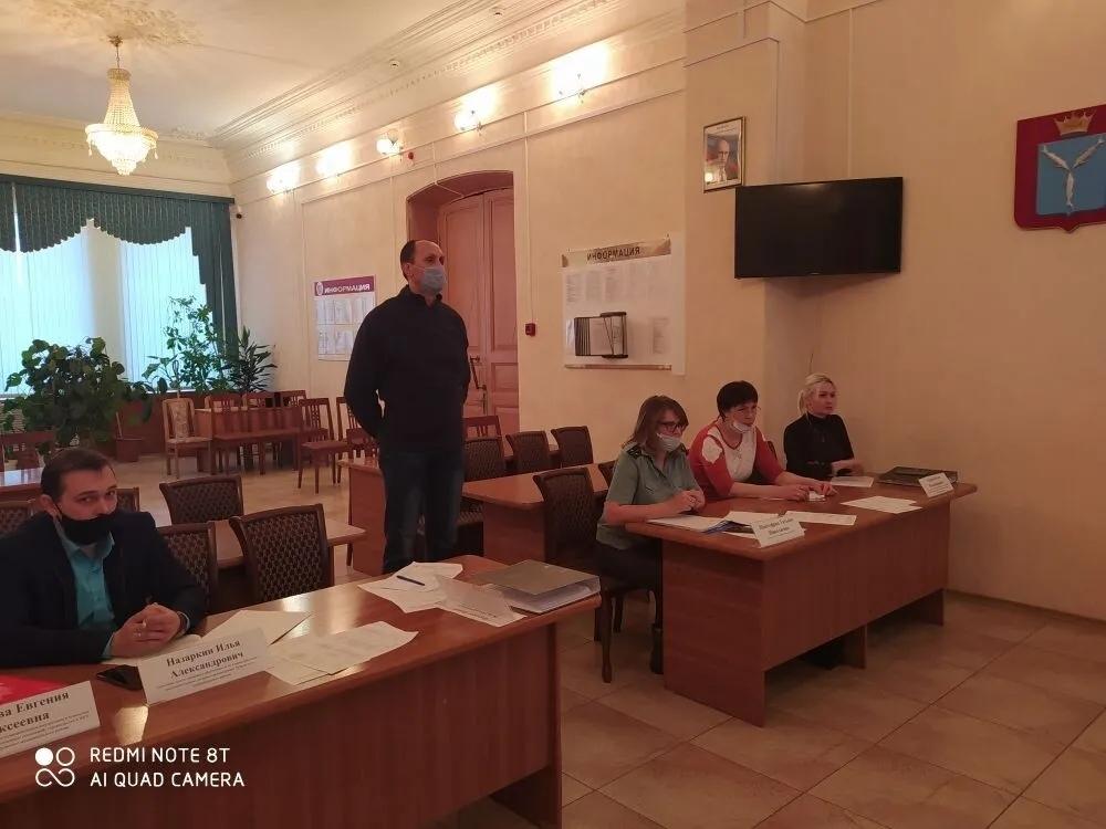 В администрации Петровского района состоялось заседание межведомственной комиссии по контролю за поступлением средств в бюджеты всех уровней