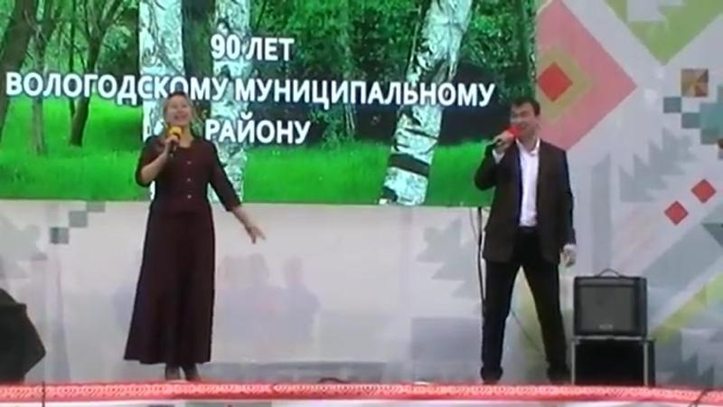 Гуляй, Россия - исполняет Дуэт Эра счастья (Т. Скворцова, О. Борисенок). г. Вологда