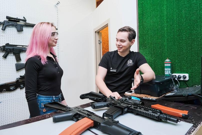 Стрелковый Клуб № 1 в поисках #инструктора для мастер-классов по стрельбе!