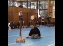 Невероятная техника владения самурайским мечом