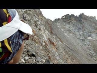 Прогулка от озера Уллу-кёль под Дырявый перевал