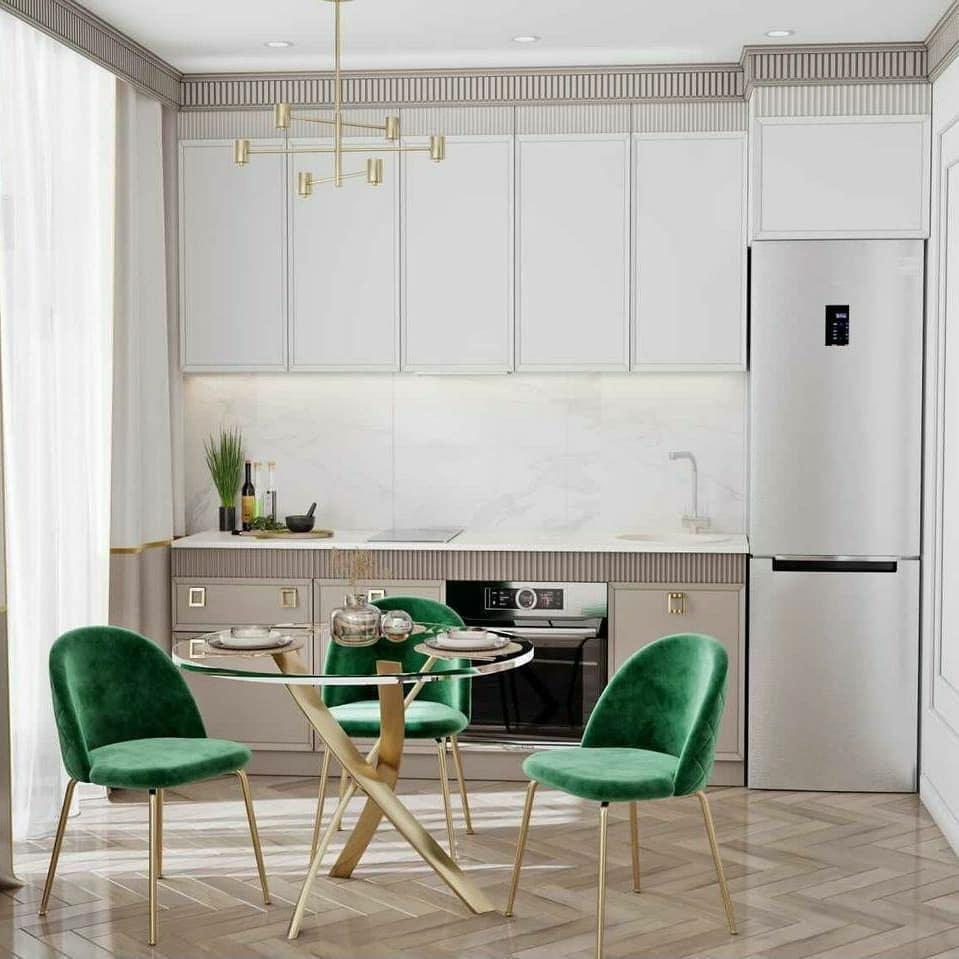 Дизайн-проект квартиры 32 кв.