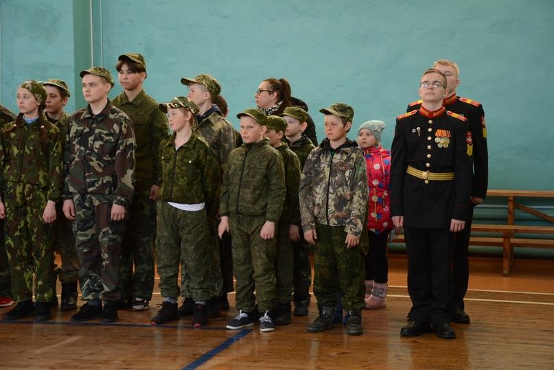 Уйские казаки и казачата провели военно-патриотическую игру, изображение №1
