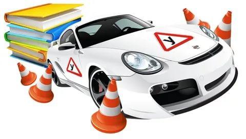Уроки обучения вождению автомобиля в Москве