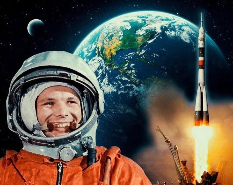 Сегодня отмечается День космонавтики и 60-летие первого полёта человека в космос
