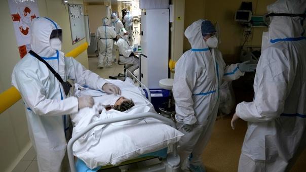 Россия побила новый антирекорд по числу заболевших...