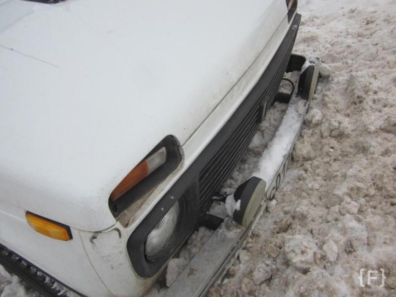Плохие_новости: 14 января произошло ДТП в Чапаевске