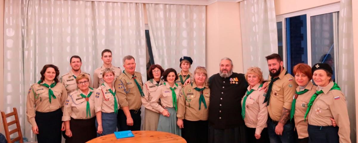 В Северо-Кавказском отделе прошел поместный Съезд