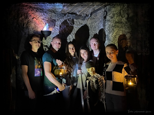 Квест Тайна заброшенного храма фото 12.09.2021