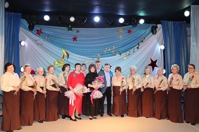 В районном Доме культуры Петровска состоялся юбилейный концерт хора академического пения «Надежда»