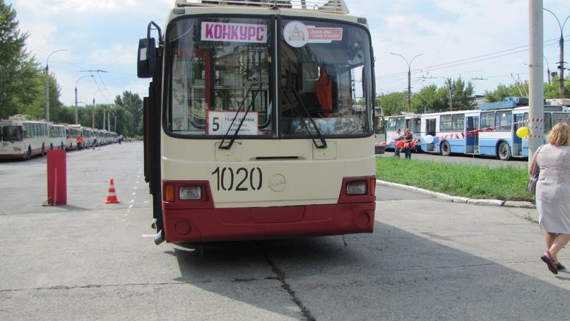 Конкурс профессионального мастерства среди водителей троллейбуса— 2021., изображение №75