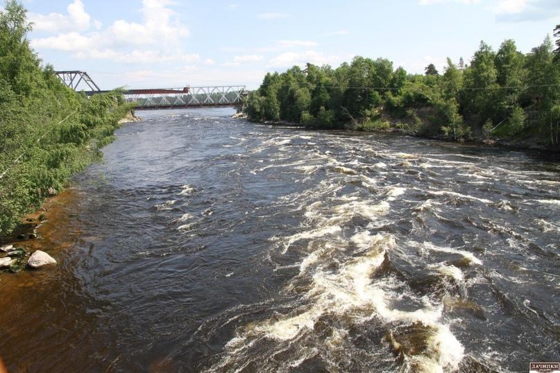 Самые красивые места в Ленинградской области.